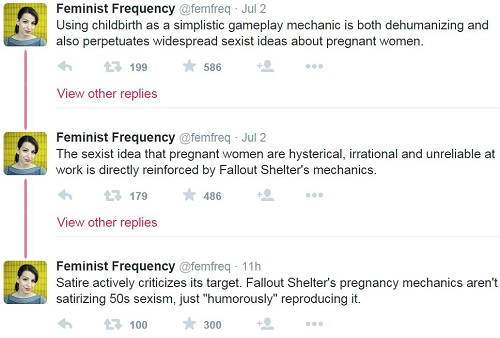 anita-sarkeesian-on-pregnancy-in-fallout-shelter